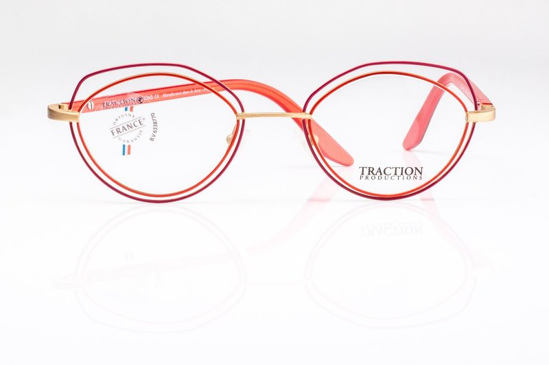 Lunettes  Traction Production